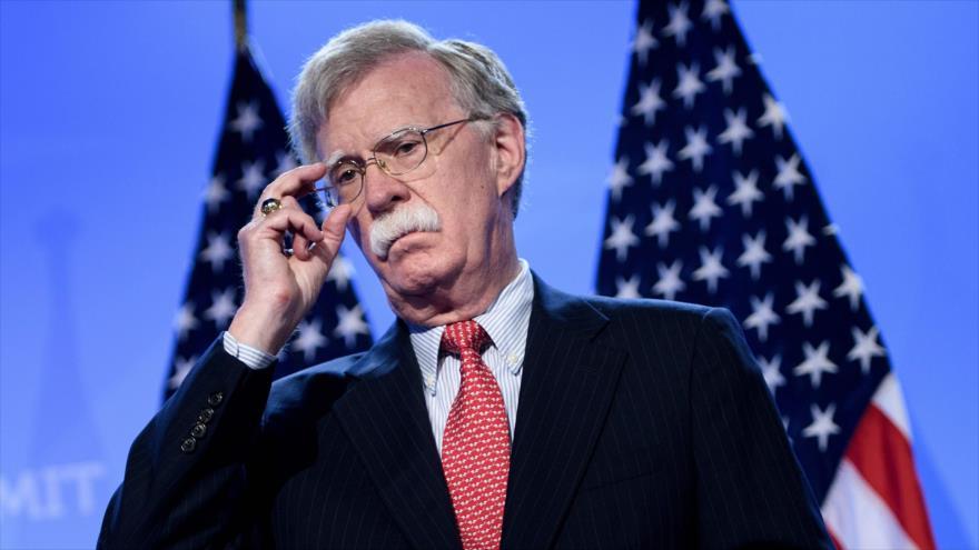 Bolton: Fuerzas de EEUU siguen presentes en Siria