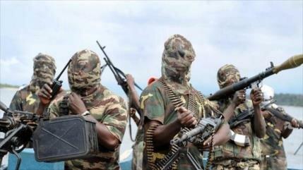 Boko Haram toma una base militar en noreste de Nigeria
