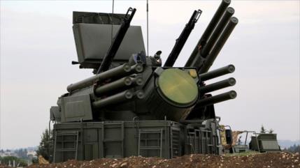 Rusia repele ataque con drones contra su base aérea en Siria