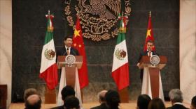 Guerra comercial entre China y EEUU afecta a México