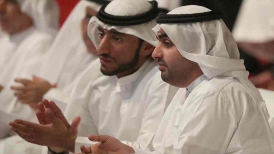 Príncipe emiratí: gobernantes de EAU son chantajistas y corruptos