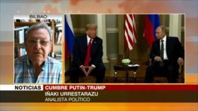 Urrestarazu: Es posible normalización de relaciones Rusia y EEUU