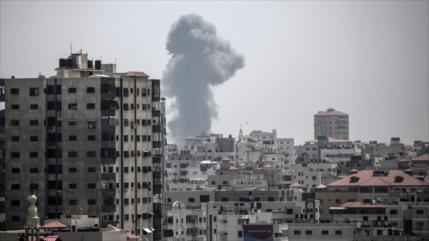 Drones israelíes vuelven a bombardear el norte de Franja de Gaza