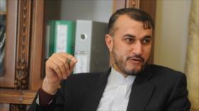'Presencia iraní en Siria no tiene nada que ver con EEUU'
