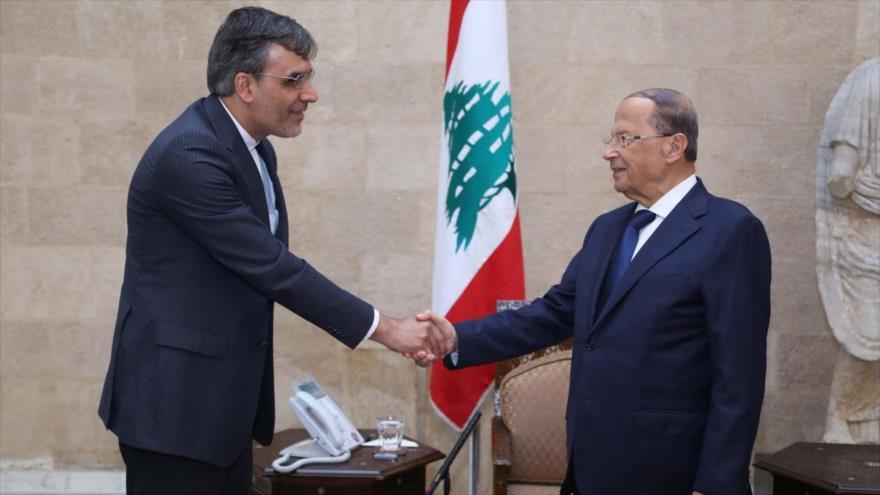 El Líbano: Salida de EEUU del pacto nuclear perjudica a Oriente Medio
