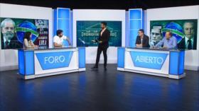Foro Abierto: ¿Lula da Silva será candidato a presidente?
