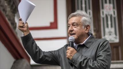 López Obrador presenta plan integral para combatir la corrupción