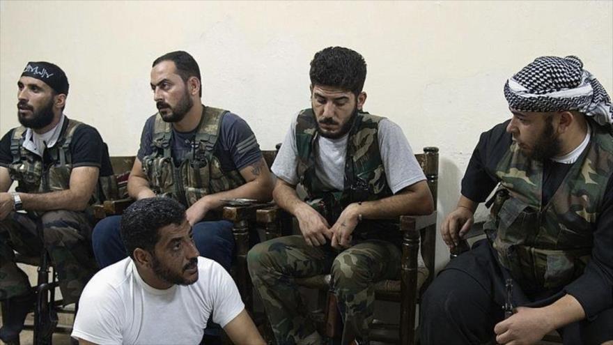 Al menos 50 'rebeldes' asisten a operaciones de Ejército sirio en Daraa