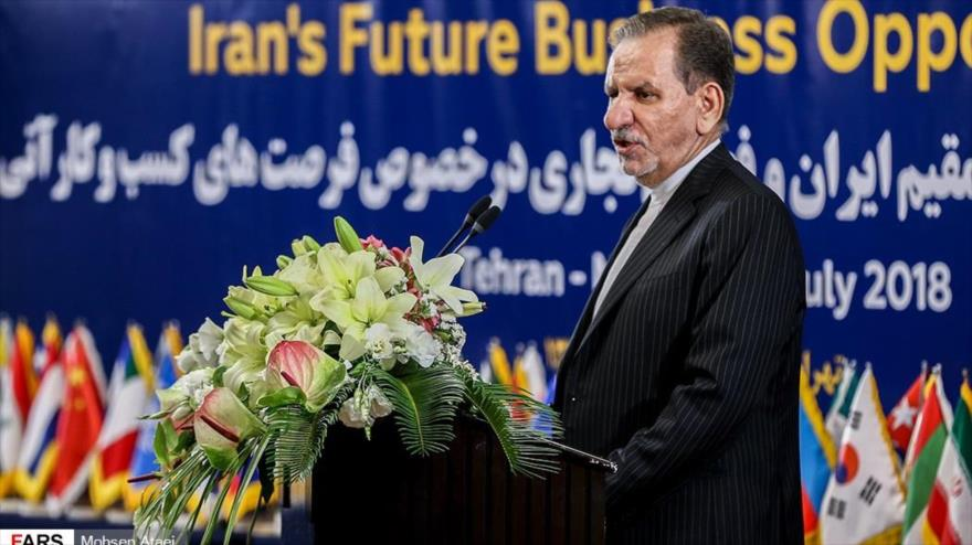 Irán: Evitar exportación de crudo iraní es fantasía infundada de EEUU