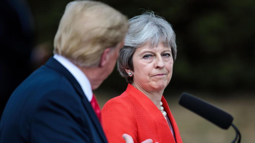 'Reino Unido no seguirá políticas de EEUU en el pacto nuclear iraní'