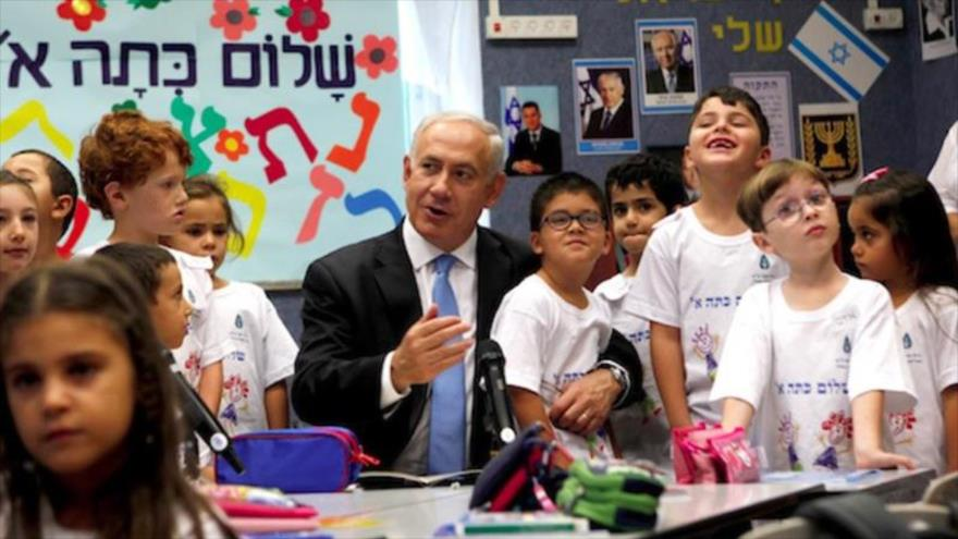 Israel aprueba ley que prohíbe charlas escolares de ONG antiocupación