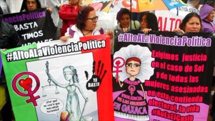 523 políticos asesinatos durante el proceso electoral en México