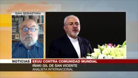 Iñaki Gil de San Vicente: Ningún país occidental cumple las normas
