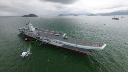 China anuncia maniobras militares con fuego real cerca de Taiwán