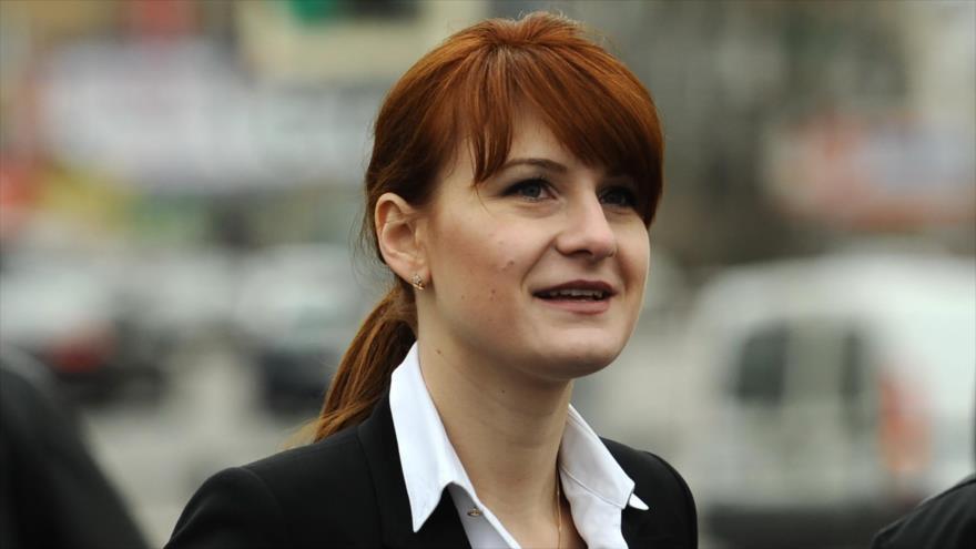 Detenida una rusa en EEUU por actuar como agente del Kremlin | HISPANTV