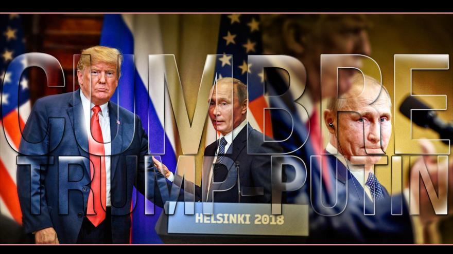 Detrás de la Razón: Trump a los pies de Putin; Helsinki más que una cumbre
