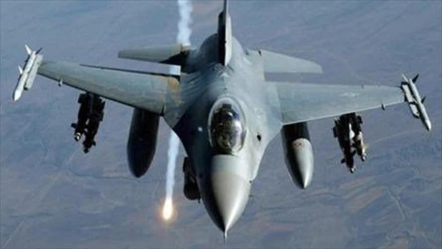 Ataques de coalición de EEUU dejan 2 muertos y varios heridos en Siria