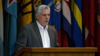 Cuba llama a la unidad para construir plataforma antihegemónica