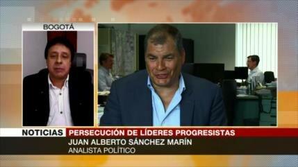 Sánchez Marín: Rafael Correa llama a la unidad latinoamericana