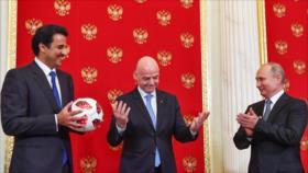 Israel pide a FIFA que Catar no sea anfitrióndel Mundial de 2022