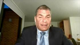 Rafael Correa concede una Entrevista Exclusiva a HispanTV