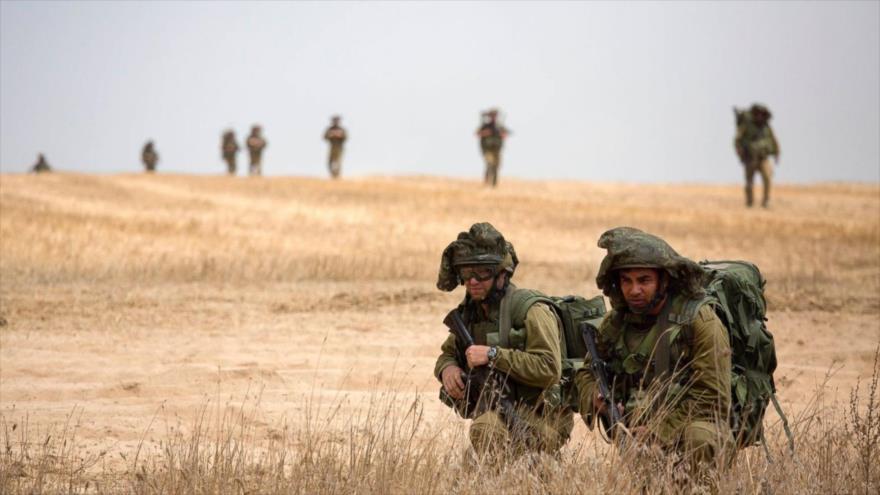 Mueren al menos tres palestinos por bombardeos israelíes en Gaza