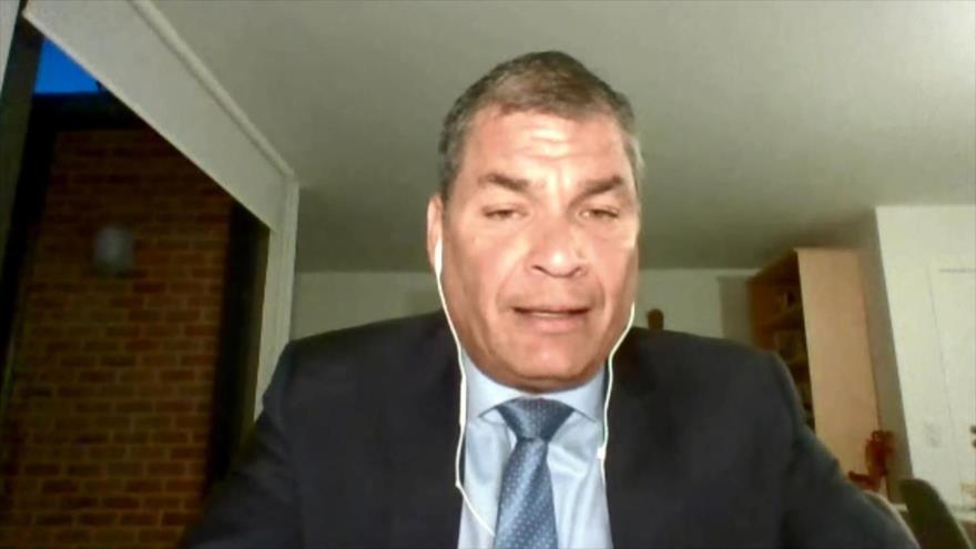 Entrevista Exclusiva: El expresidente de Ecuador, Rafael Correa Delgado