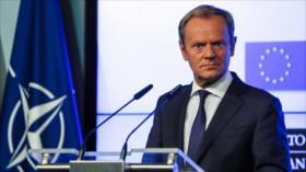 Europa urge a EEUU, Rusia y China evitar 'caos' económico mundial