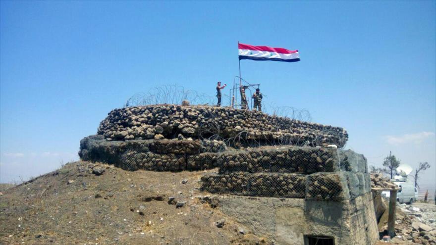 Medio israelí: Fuerzas sirias a 4 kilómetros de altos del Golán