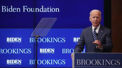 Biden pide tomar acciones contra el Gobierno de Venezuela