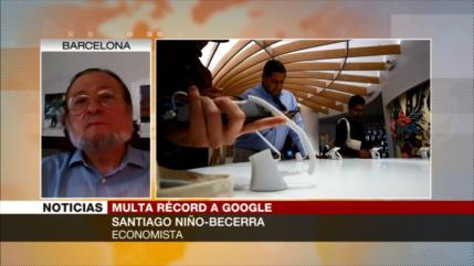 Niño-Becerra: Multa a Google agravaría la guerra comercial