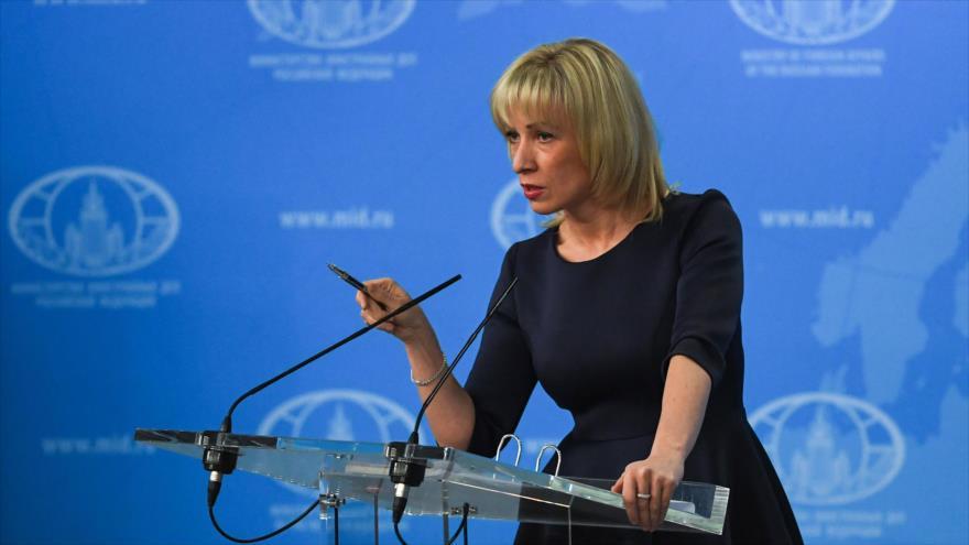 Rusia advierte de otro montaje de 'ataque químico' en Siria