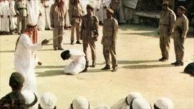 Arabia Saudí ejecuta a siete personas en un solo día