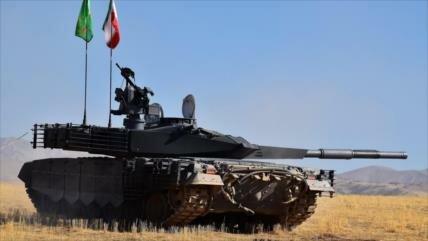 Defensa iraní planea actualizar y fabricar hasta 800 tanques