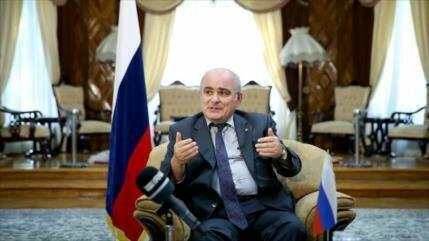 Rusia: Irán no puede ser presionado para salir de Siria