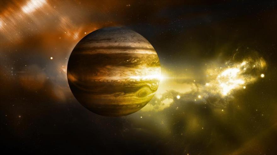 Descubren doce lunas de Júpiter, una de ellas con una órbita atípica.