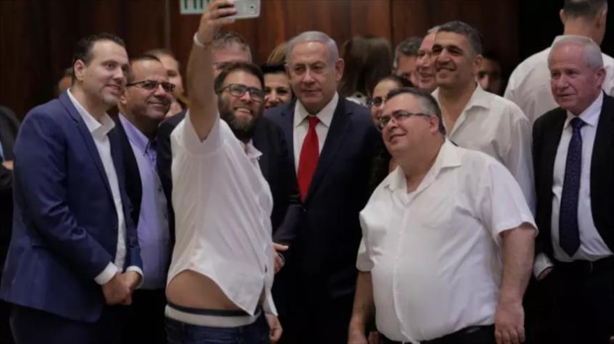 Israel aprueba polémica ley que define a Palestina como 'patria judía'