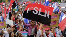 Nicaragua celebra 39.º aniversario de Revolución Sandinista