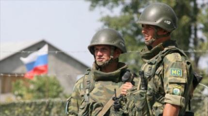OTAN insta a Rusia a sacar sus tropas de Osetia del Sur y Abjasia