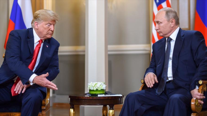 Rusia informa a Irán los resultados de la cumbre Putin-Trump