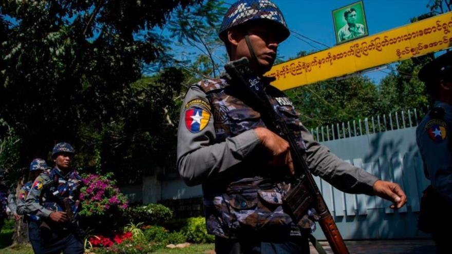 Myanmar efectuó preparativos sistemáticos para masacrar a rohingyas