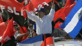 Ortega encabeza actos por 39.º aniversario de Revolución Sandinista