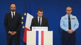 Popularidad del presidente francés cae a su nivel más bajo