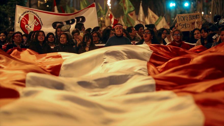 Presidente de Corte Suprema peruana renuncia en medio de escándalo