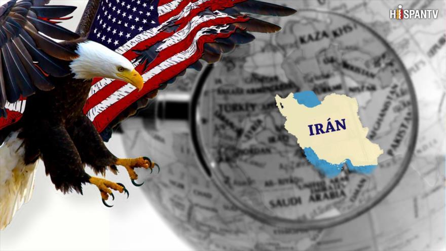 Irán en el ojo de la Tormenta Imperial