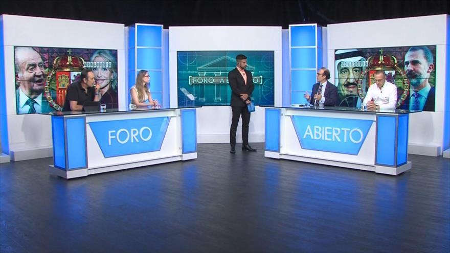 Foro Abierto; España: La herencia de Felipe VI