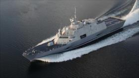 Riad comprará a EEUU 4 buques de guerra por $ 450 millones