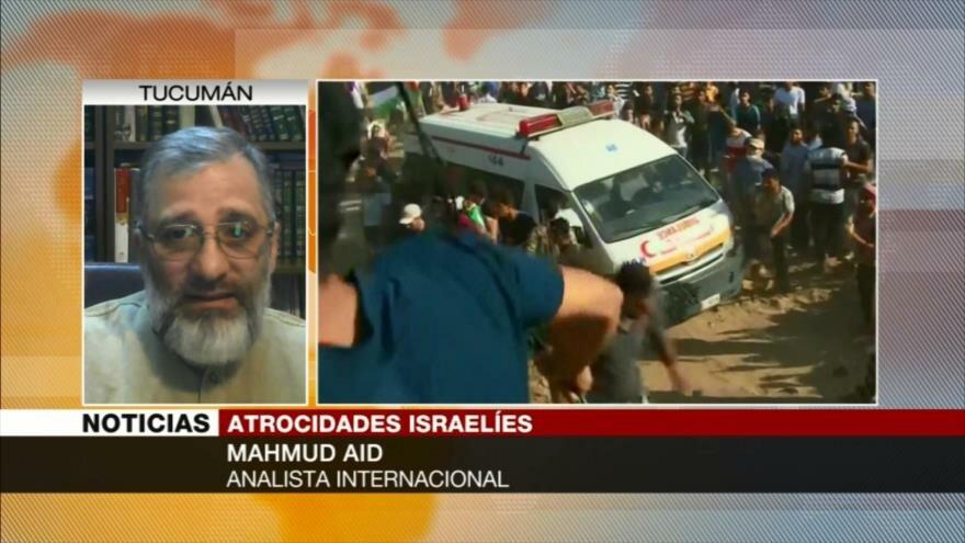 Aid: Resistencia palestina ante atrocidades de Israel es ejemplar