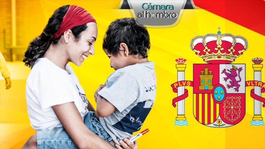 Cámara al Hombro: Menores tutelados en España