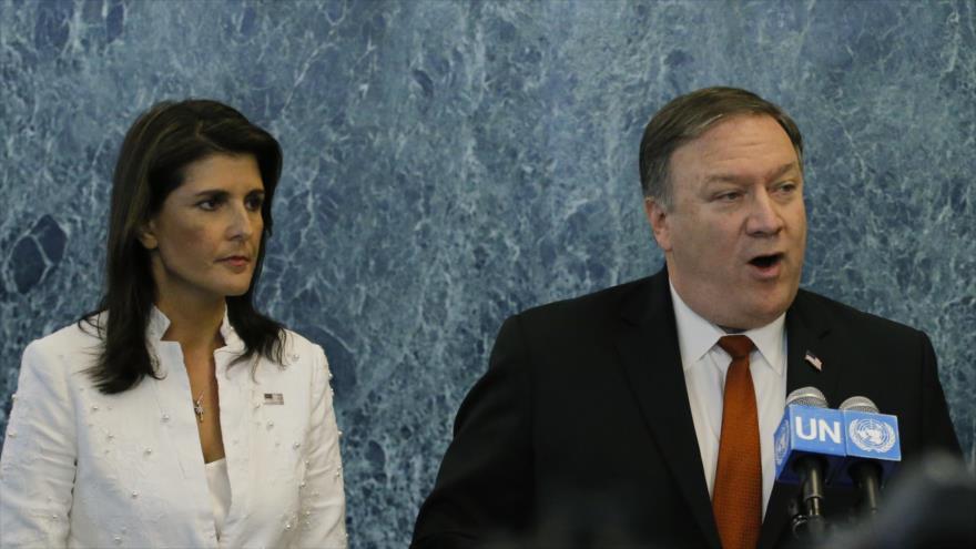 EEUU pide a China y Rusia cumplir con sanciones a Pyongyang